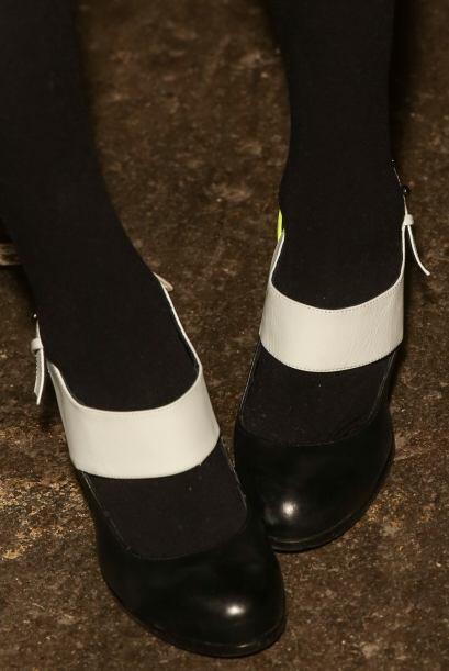 Esta tremenda moda estuvo de regreso en los 60's, gracias a la popular m...