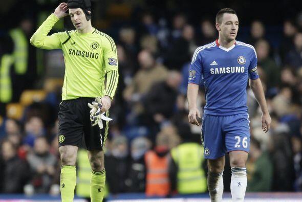 Chelsea no podía creerlo. No hubo tiempo para más y el empate a tres gol...