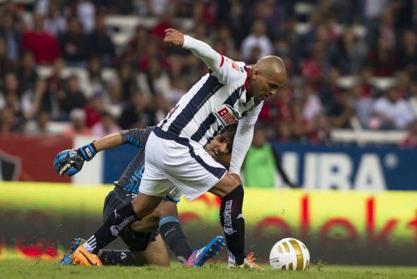 El ataque de Monterrey necesita mostrar su juego de conjunto con funcion...