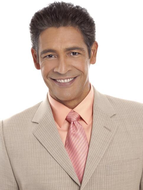 Johnny Lozada, conductor de Despierta América