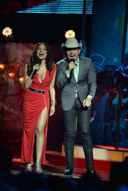 Ana Brenda y El Dasa nos invitaron a ver al cantante Espinoza Paz.