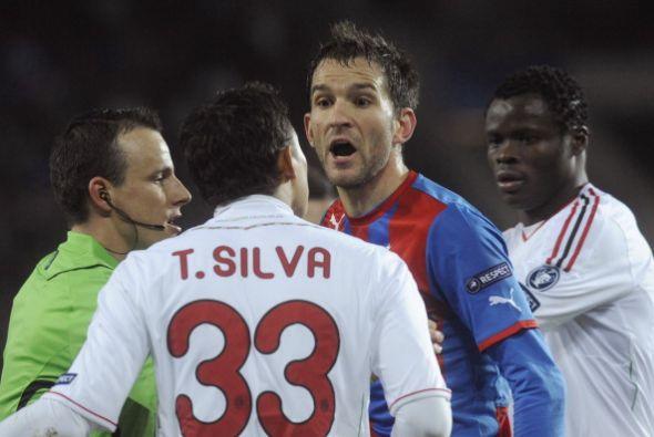 Pero cuando todo parecía que la victoria era para los italianos, el Vikt...
