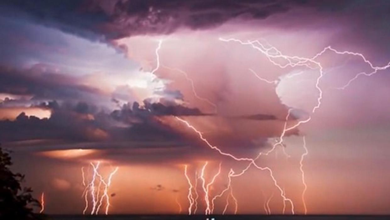 El fenómeno del Relámpago del Catatumbo ocurre entre abril y noviembre e...