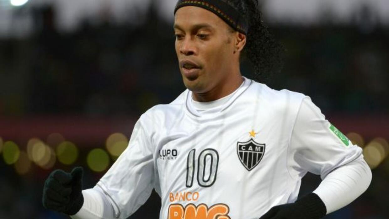"""El entrenador del Atlético Mineiro argumentó que el jugador no quiso """"pa..."""