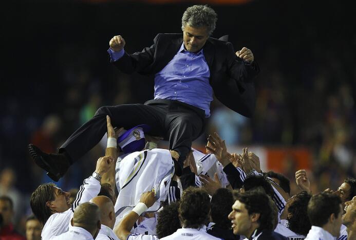 Real Madrid y Mourinho, ¿qué ha pasado desde su divorcio en el 2013? 3.jpg