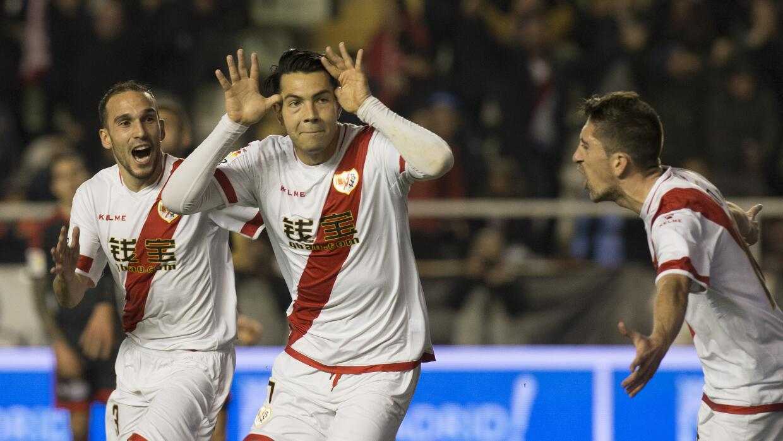 Miku hizo el gol del empate ante Sevilla