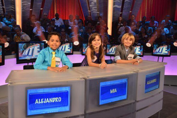 Del segmento 'Los niños de la conversación' llegaron M&iac...