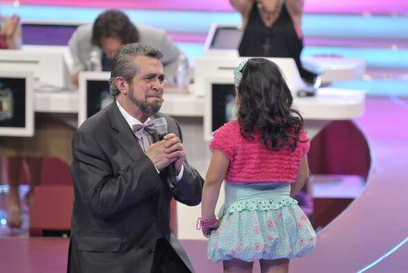 En esta emisión también le tocó participar actuando al Flaco Ibáñez.