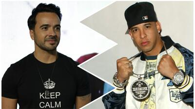 De colaboradores a contrincantes: Luis Fonsi y Daddy Yankee se enfrentan en los American Music Awards