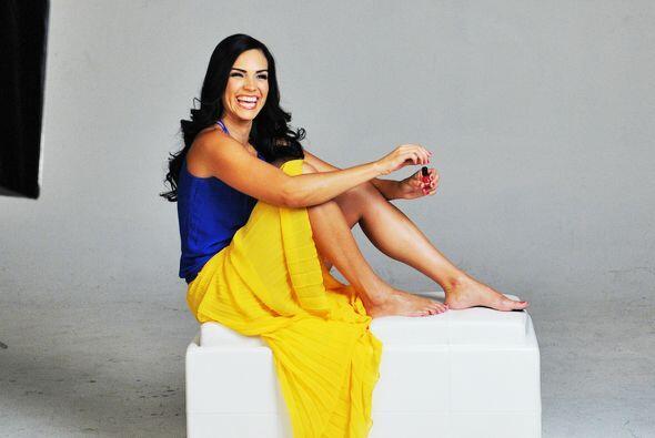 Danna García llega a poner en alto el nombre de Colombia.Mira aquí los v...