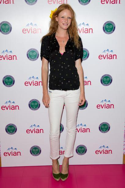 La modelo inglesa Olivia Inge, descendiente del que fuera Primer Ministr...