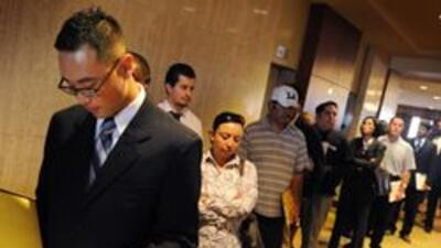 Desempleo en California no amaina: Siguio por arriba del 12% en febrero...