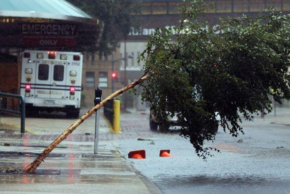 Inundaciones y rescates en Nueva Orléans
