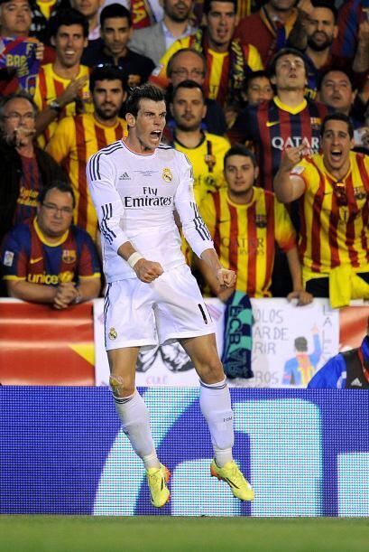 Gareth Bale (9): Rescató la versión demoledora del mejor jugador de Ingl...