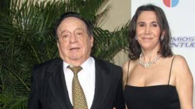 La actriz aclaró todos los rumores surgidos tras la muerte de su marido.