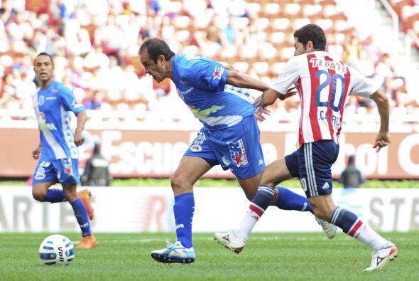 En primera instancia tiene el caso del Puebla pues el equipo de la Angel...