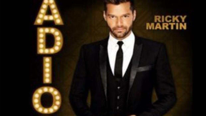 En pocos días podremos escuchar lo más nuevo de Ricky Martin llamado 'Ad...