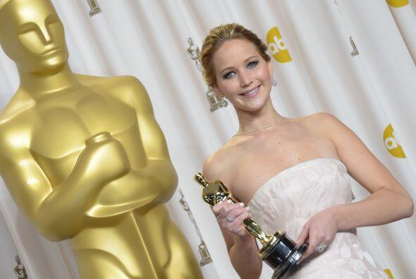 Dice el dicho que el que ríe al último, ríe mejor y Jennifer Lawrence de...