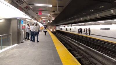 MTA aumenta el límite de velocidad en algunos trenes del subway