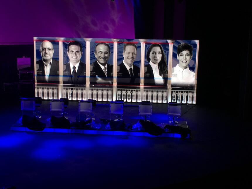 Este es el último turno al bate de los seis candidatos a la Gobernación...