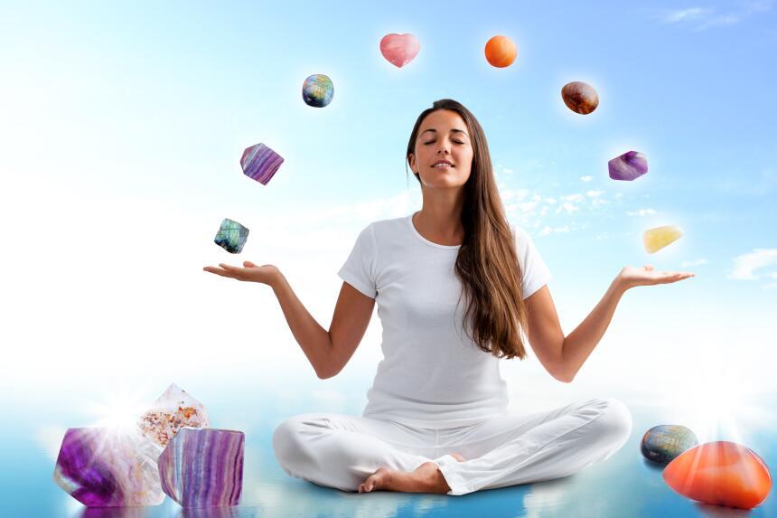 Cómo incrementar la energía en el amor, la salud y el trabajo shuttersto...