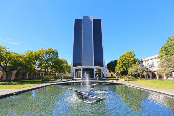 9) CALTECH - El Instituto de Tecnología de California, está situado en P...