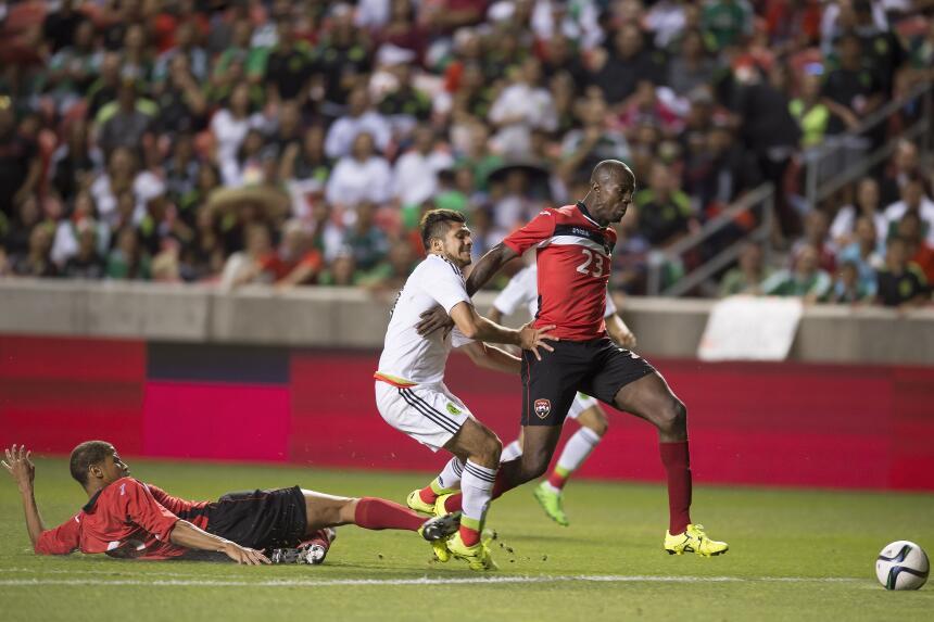 Claves a mejorar de México ante Argentina