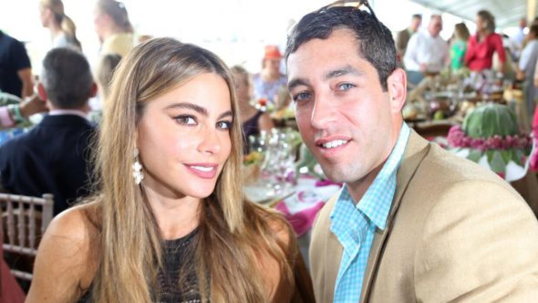 Sofía Vergara y Nick Loeb