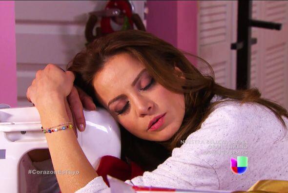 Bueno Ana, ya despierta, sí que tuviste un sueño muy divertido.