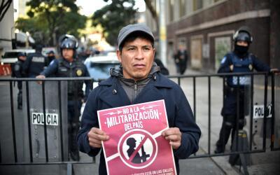 La cudadanía mexicana se ha manifestado en las calles y en redes...