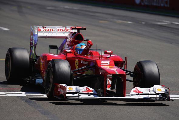 Sin embargo se antepusieron las habilidades y experiencia de Alonso.