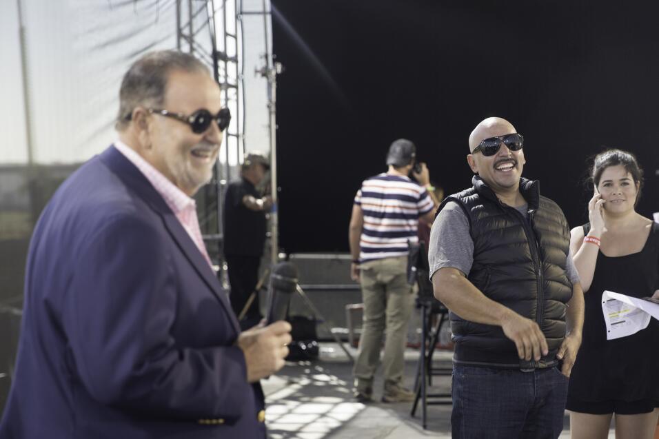 Carlos Vives canta rancheras de José Alfredo Jiménez en su ensayo de Ris...