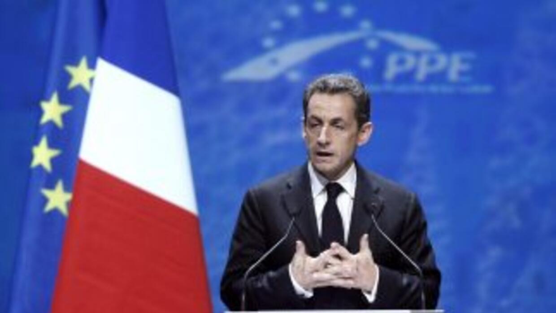 """""""Hay que decidir lo antes posible"""", afirmó el mandatario francés."""