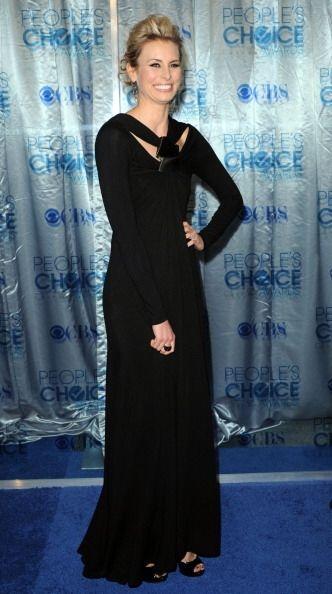 Niki Taylor jamás olvidará los  People's Choice Awards de 2011, ¡pues fu...