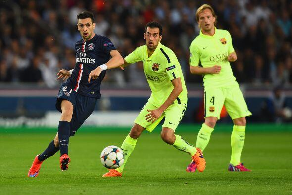 El Barcelona visitó al París Saint-Germain y se llev&oacut...
