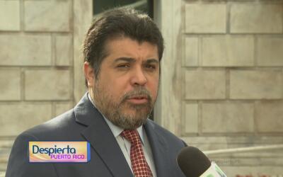 """""""Han venido hacer el ridículo"""", afirma el representante Luis Vega Ramos..."""