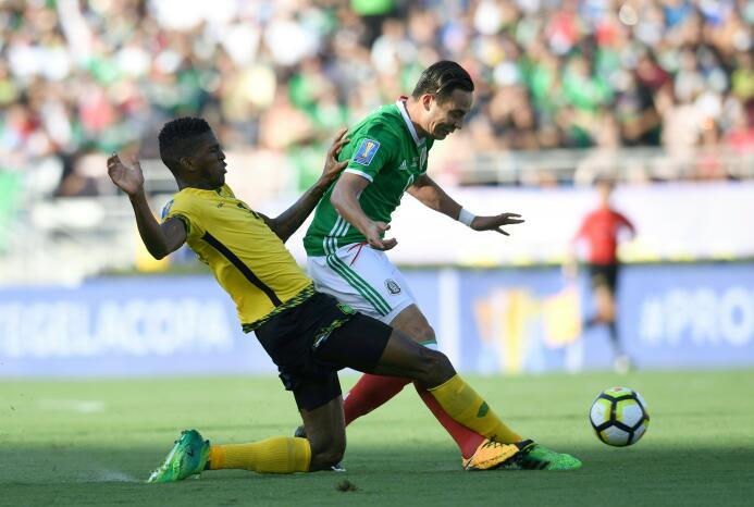 Ridículo nacional: México eliminado de la Copa de Oro GettyImages-821348...