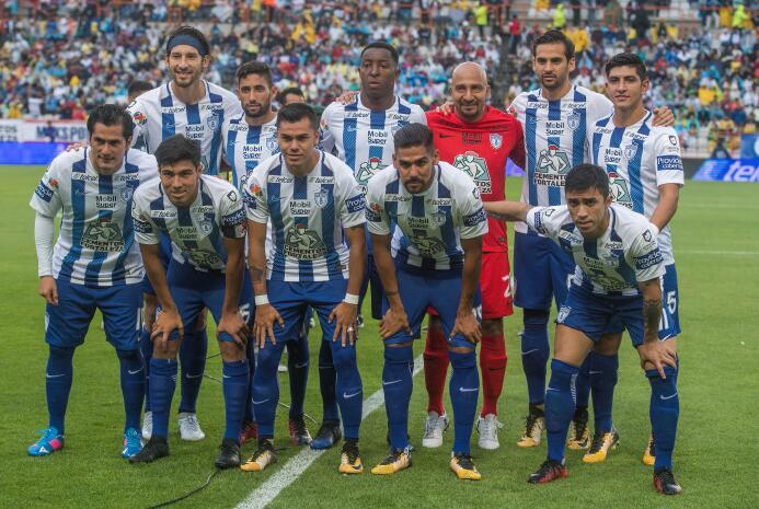 """América logró ante Pachuca su primer triunfo bajo las órdenes del """"Piojo..."""