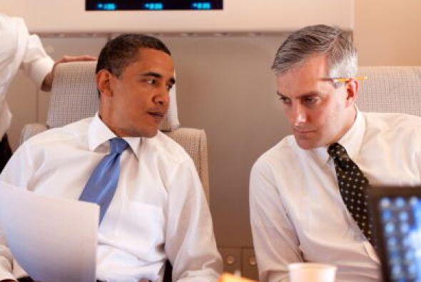 El presidente de Estados Unidos, Barack Obama, designó a su nuevo jefe d...