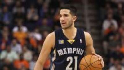 Vásquez ayudó a los Grizzlies a llegar a la semifinal de la Conferencia...