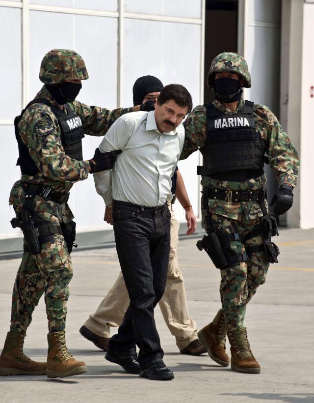 Chapo Giuzman 2014