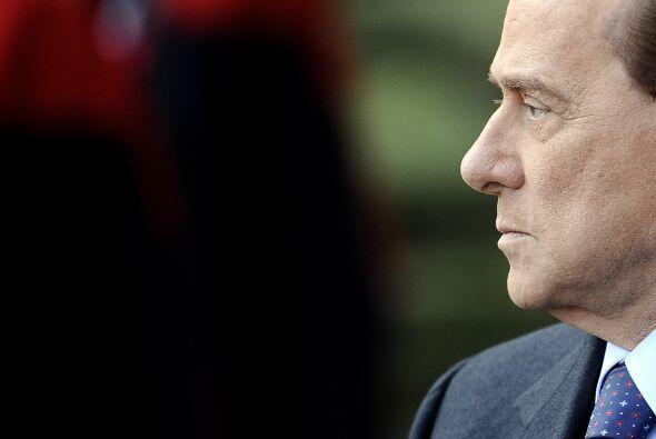 El presidente Giorgio Napolitano, a través de una nota oficial, m...