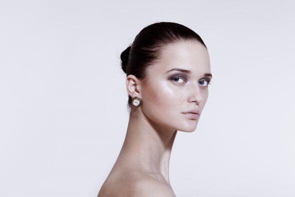 """""""Yo amo el cabello recogido porque tiende a ser muy glamoroso y lo puede..."""