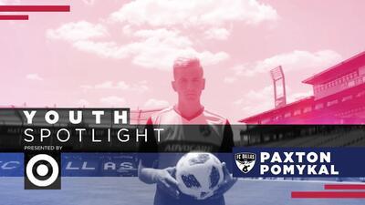MLS Jóvenes Estrellas: Paxton Pomykal, el joven maravilla de FC Dallas que desafía a los grandes la MLS