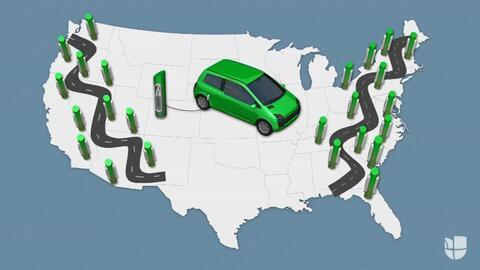 EEUU planea establecer estaciones de carga de vehículos eléctricos en 48...