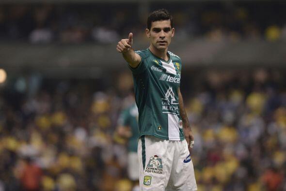 Rafel Márquez.- El capitán de los 'Panzas Verdes' festej&o...