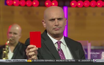 La tarjetas del Conde K: Tarjeta roja para la selección nacional de Rusia