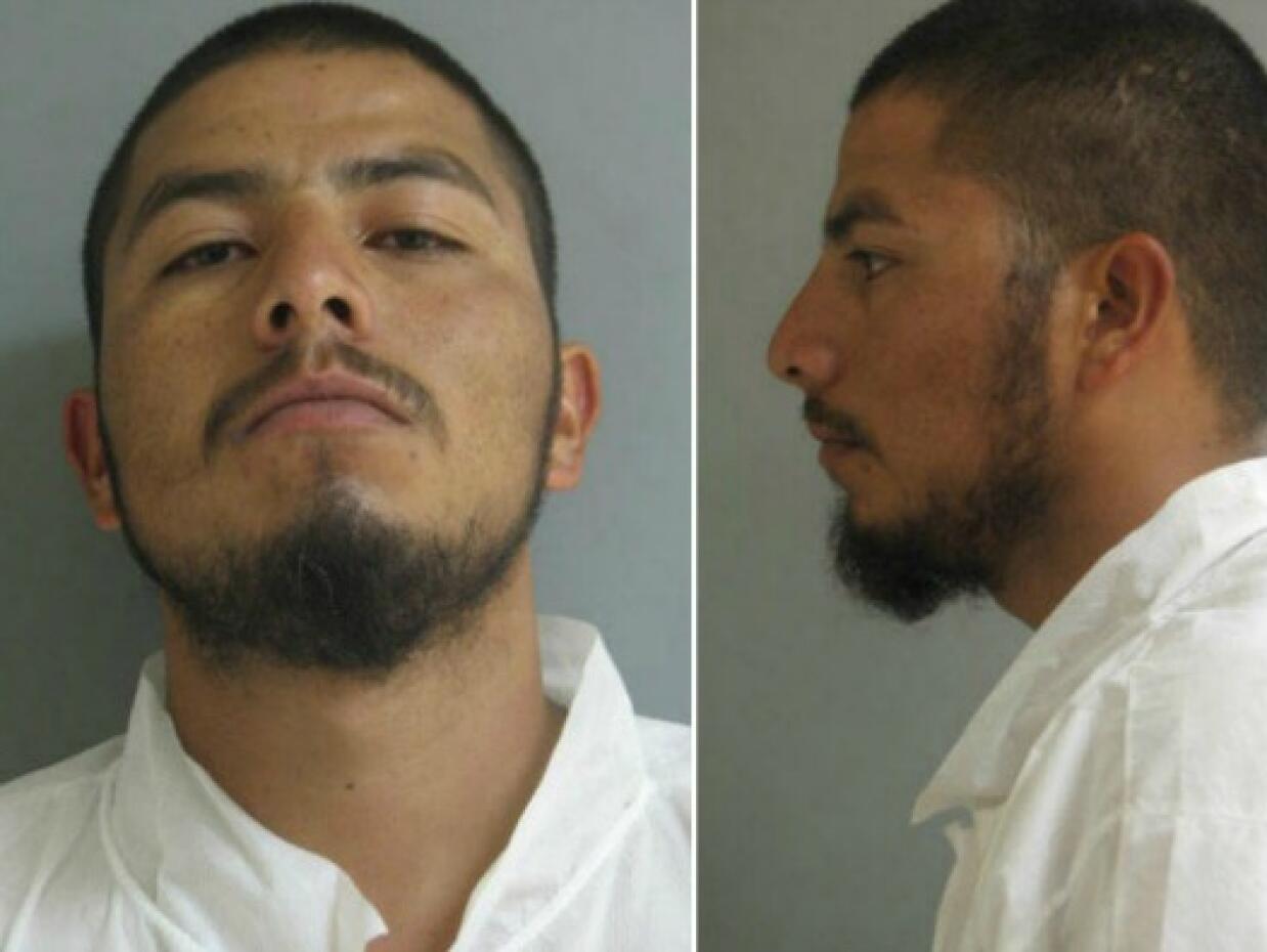 José A. Jaimes Jiménez, de 27 años de edad, enfrenta cargos de asesinato...