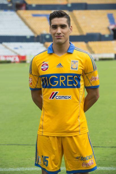 - Tigres trabaja con plantel completo.... Manuel Viniegra, Hugo Rodrígue...