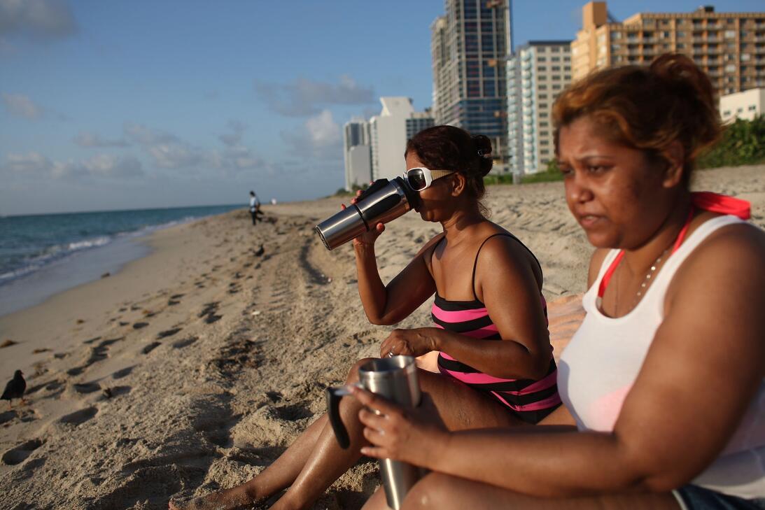 Según informó el Servicio Meteorológico Nacional (NWS), la ola de calor...